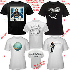 Jason Mraz George Thorogood & the Destroyers Shirt All Size S,M,L~5XL,Kids,Baby