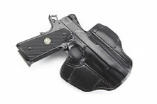 Wilson Combat - Full-Size 1911 Lo-Profile Right Hand Holster - Black Leather