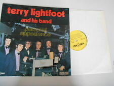 LP Pop Terry Lightfoot Band - Personal Apperarance (12 Song) WINDMILL REC signed