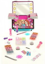 Barbie Vanity Light Up Mirror : barbie lighted vanity case eBay