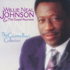 Willie Neal Johnson - Country Boy's Collection - New Factory Sealed CD