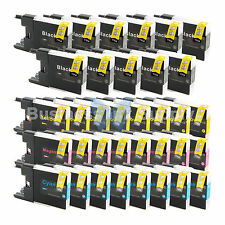 35 PACK LC71 LC75 Ink Cartridge for Brother MFC-J5910DW MFC-J625DW MFC-J6510DW
