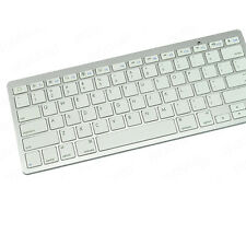 Ultrathin Wireless Bluetooth 3.0 Keyboard For Apple i Pad2 i Phone 4 4S PC HTPC
