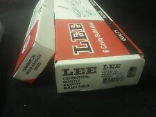 LEE 6 CAVITY BULLET MOLD 45ACP,45colt 452-230TC  (90289) NIB W/ HANDLES (90005)