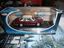 SOLIDO 1/43 - 4567 PANHARD 24CT 1964 LIMITED EDITION NEUF EN BOITE