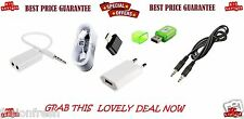 6 in 1 Combo 3.5mm Y Splitter OTG Charging Adapter Aux & Charge Cable CardReader