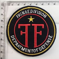 FRINGE - J. J. Abrams TV Series Prop Federal Logo Patch  No-6