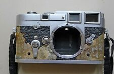 LEICA M3 RANGEFINDER, BODY ONLY, BROKEN, FOR PARTS - PLEASE READ CAREFULLY