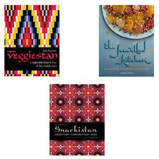 Veggiestan:A Vegetable Lover's Tour of the Middle East 3 Books Set UK