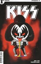 Kiss #1 Cover G Comic Book 2016 - Dynamite