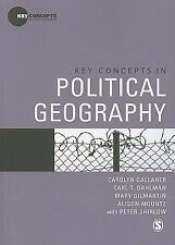 Key Concepts in Political Geography (Key Concepts in Human Geography), Shirlow,