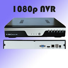 8 Channel H.264 1080P Network HDMI P2P CCTV NVR Camera Recorder Security System