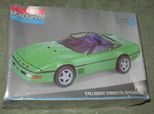 1992 Callaway Corvette Speedster - 1/24 Monogram Model Car Kit - MINT Sealed Box