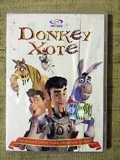 Donkey Xote   DVD cartone animato