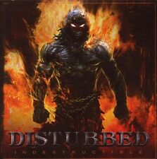 "DISTURBED ""INDESTRUCTIBLE"" CD NEUWARE"
