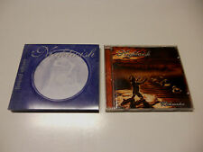 "Nightwish ""Once Limited edition"" 2004 & ""Wishmaster"" 2000  2cd combo"