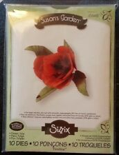 Sizzix Die Cutter 658418 TULIP FLOWER 10 dies Thinlits fits BIGkick Big Shot