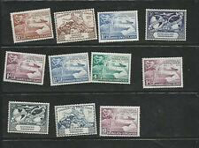 SET OF 11 MINT  & VERY OLD STAMPS OF BRITISH COMMONWEALTH- UPU SERIES-RARE(C-35)