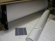 "EVA FILM for Solar Panel, 4,5m² (3m² EVA+ 1,5m² ""Tedlar"") Encapsulation Kit"