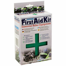 OXFORD MOTORCYCLE MOTORBIKE RIDER FIRST AID KIT - UNDER SEAT STORABLE - OF238