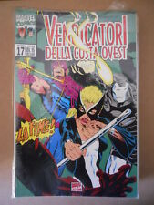 I VENDICATORI DELLA COSTA OVEST - Marvel Extra n°17 1995 Marvel Italia  [G697]