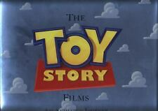The Toy Story Films: An Animated Journey Disney Editions Deluxe Film