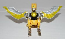 Power Ranger Wild Force Deluxe Gold Egale Megazord Zord