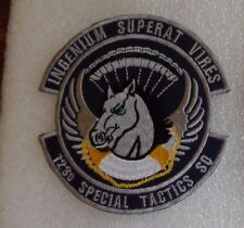 USAF FLIGHT SUIT PATCH,  723rd SPECIAL TACTICS SQUADRON, NEW, GERMAN MADE