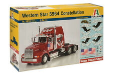 Italeri 1/24 Western Star 5964 Constellation  #3874