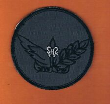 "ISRAEL NATIONAL PPRISON SERVICE ""CORRECTION""  ""DROR"" ELITE UNIT VELCRO PATCH"