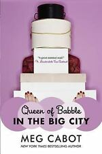 Queen of Babble in the Big City by Meg Cabot (softcover)