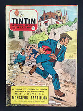 Fascicule périodique Journal Tintin N° 30 1955 BE+