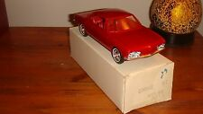 1965 Chevy Corvair Regal Red Promo MIB