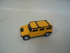 Maisto HUMMER H2 Die Cast Car Truck Played With