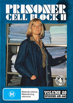 Prisoner Cell Block H Volume 28 Episodes 433 - 448 New DVD Region ALL Sealed