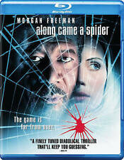 Along Came a Spider (Blu-ray Disc, 2015) - NEW!!