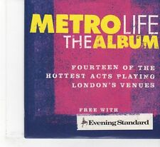 (FR218) Evening Standard Presents: MetroLife: The Album - 2002 CD