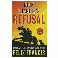 Dick Franciss Refusal (Thorndike Press Large Print Core Series)-ExLibrary