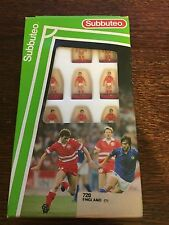 SUBBUTEO LW TEAM-rif. 720 England 2nd