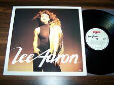 LEE AARON - Lee Aaron (self titled) - LP - Very Nice Copy!