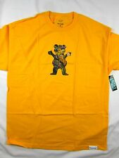 Diamond Supply Co Grizzly Purple Kush Gold tee shirt men's skate Urban XL