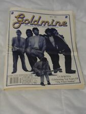 THE ROLLING STONES GOLDMINE MUSIC PAPER SPECIAL STONES EDITION 20 OCT 1989