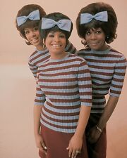 "The Marvelettes 10"" x 8"" Photograph no 2"