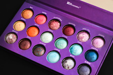 BH Cosmetics Galaxy Chic 18 Color Baked Eyeshadow Palette