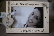 Personalised Photo Frame by Filly Folly! Cat Pet Frame!