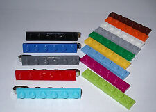 LEGO TIE SLIDE-CLIP-PIN-BAR YOU PICK ANY COLOR wedding bestman GREAT GIFT BOX