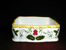 Ucagco PY Early Provincial ROOSTER ROSES Cigarette Box No Lid