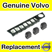 Genuine Volvo S60 (-09) Control Panel & Blanking Buttons (For Park Assist)