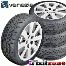 STAGGERED Venezia Crusade HP High Performance Tire (2) 275/40/20 & (2) 245/45/20