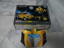 Transformers Masterpiece MP-21G Bumblebee Goldbug with Coin Takara MISB